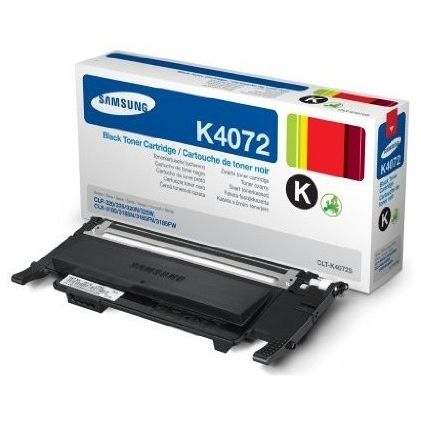 Samsung Toner black CLT-K4072S