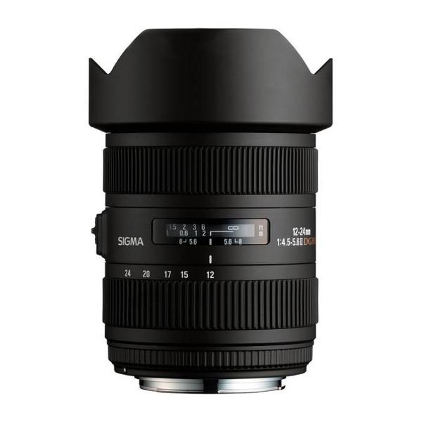 Sigma 12-24/4,5-5,6 DG HSM II Canon