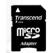Transcend microSDHC Card 16GB class 10