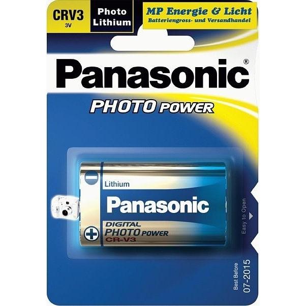 Panasonic Photo CRV3