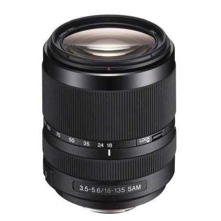 Sony SAL DT 3,5-5,6 / 18-135 mm SAM