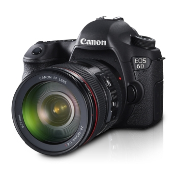 Canon EOS 6D Kit + EF 24-105 mm