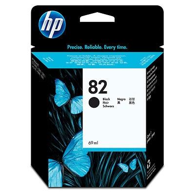 HP CH565A cartridge black No. 82