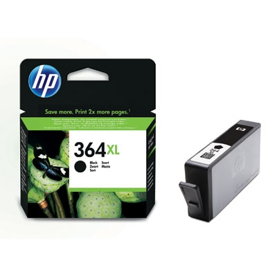 HP CN684EE cartridge black No. 364 XL