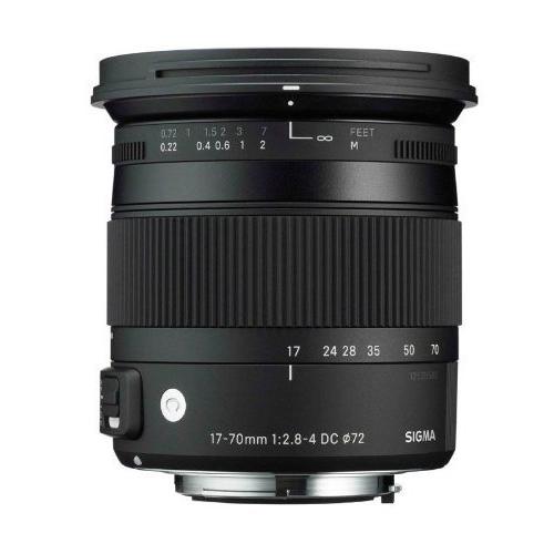 Sigma 17-70/2,8-4,0 DC OS HSM Canon