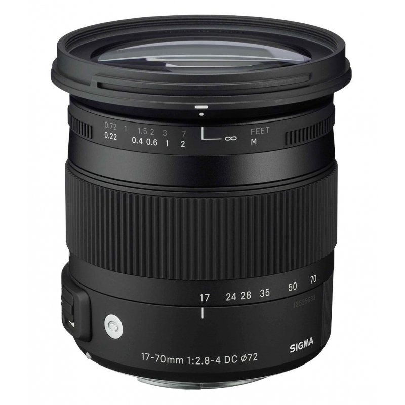 Sigma 17-70/2,8-4,0 DC OS HSM Nikon