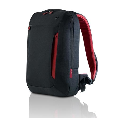 Belkin Back Pack 43,2 cm (17 ) black/red