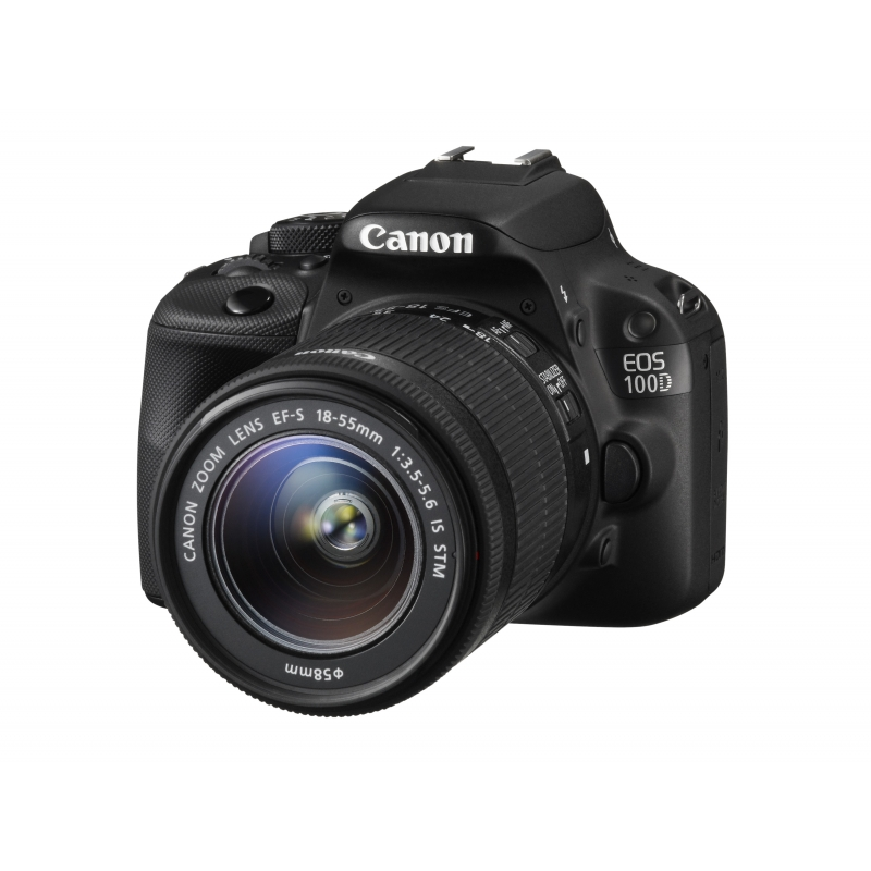 Canon EOS 100D Kit + EF-S 3,5-5,6/18-55 IS STM