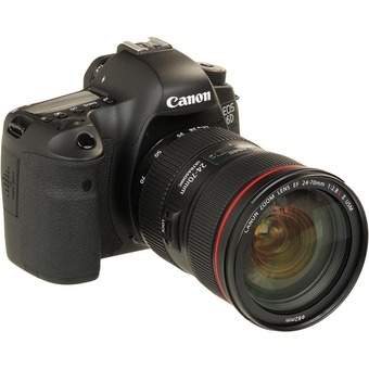 Canon EOS 6D + 24-70 IS USM