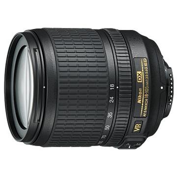Nikon AF-S 18-105/3,5-5,6 G ED VR
