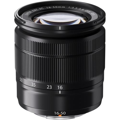Fujifilm XC 16-50/3,5-5,6 OIS black