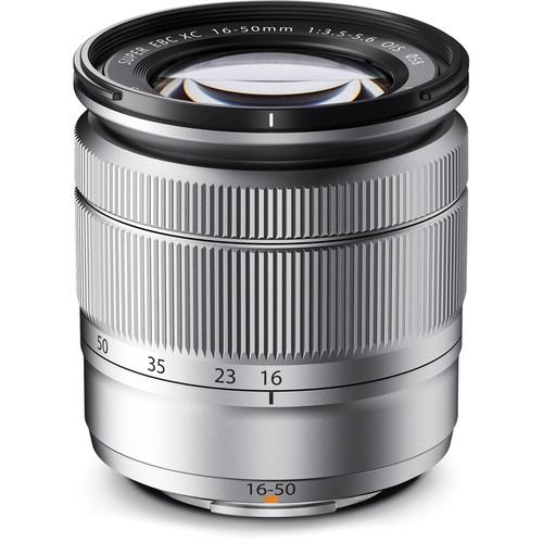 Fujifilm XC 16-50/3,5-5,6 OIS silver