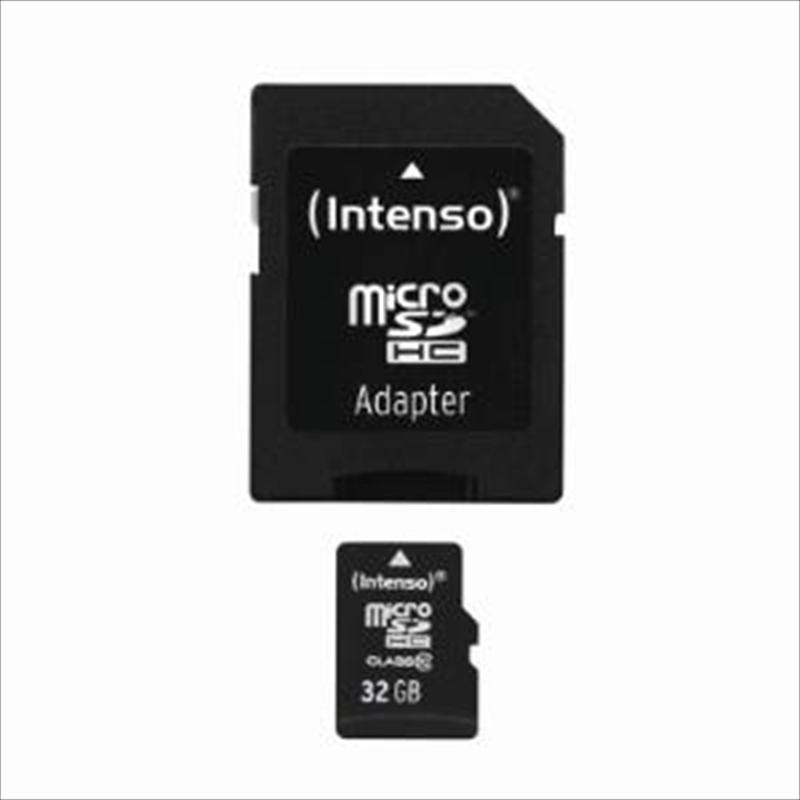 Intenso microSDHC 32GB Class 10