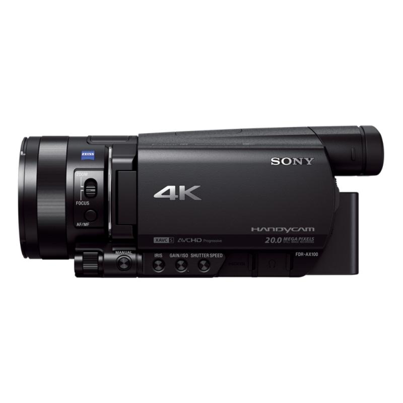 Sony FDR-AX100EB 4K black