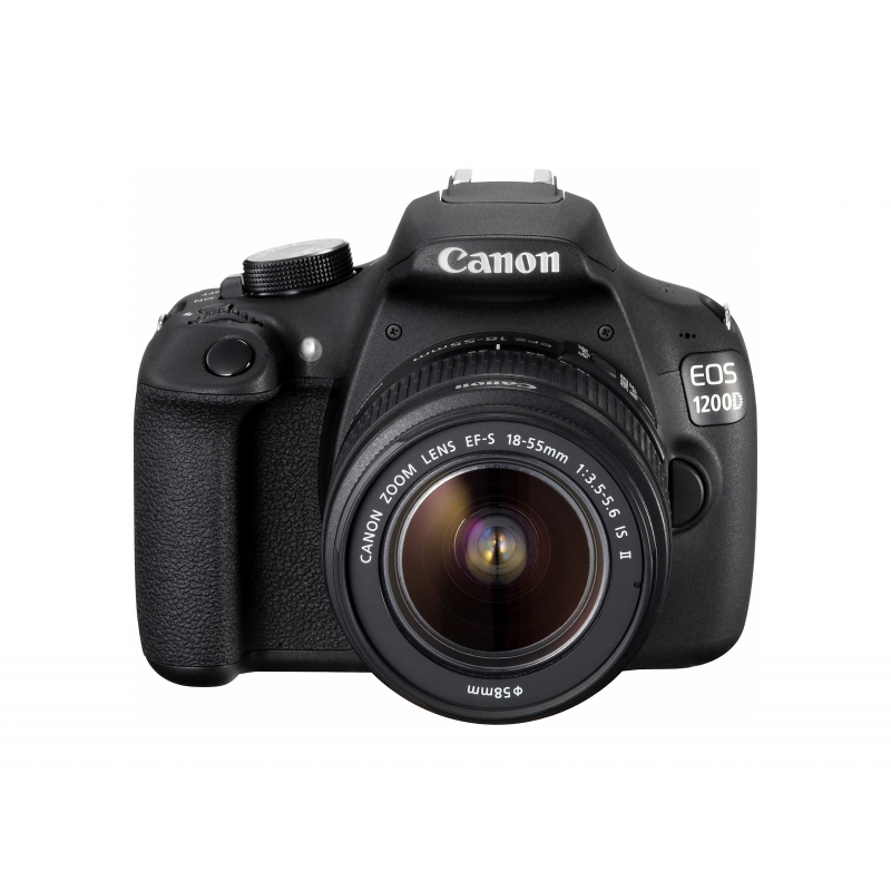 Canon EOS 1200D Kit + EF-S 18-55 DC III