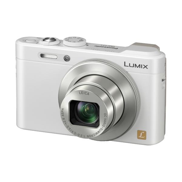 Panasonic Lumix DMC-LF1 bílá