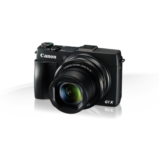 Canon PowerShot G1 X Mark II černá