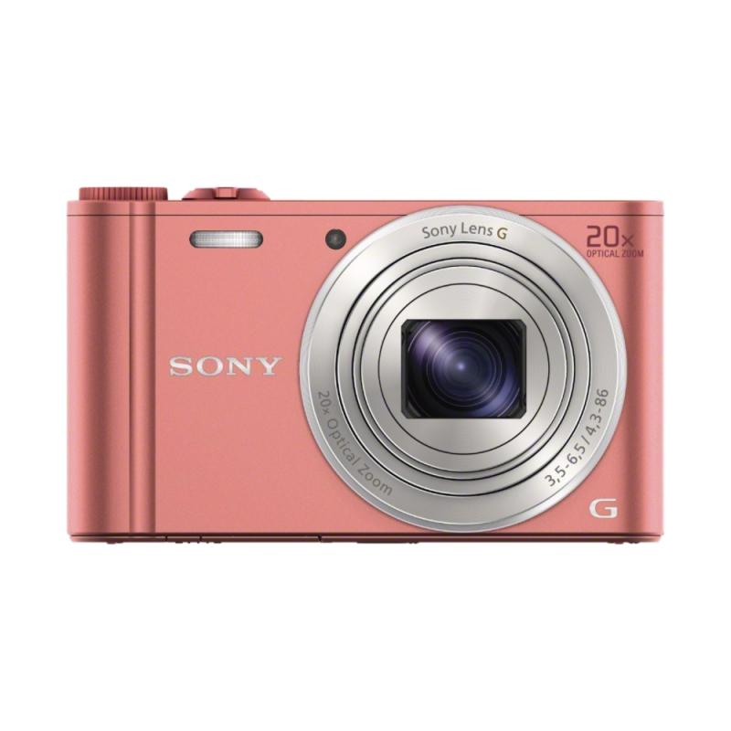 Sony DSC-WX350 růžová