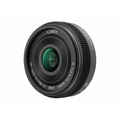 Panasonic Lumix G 14/2,5 ASPH