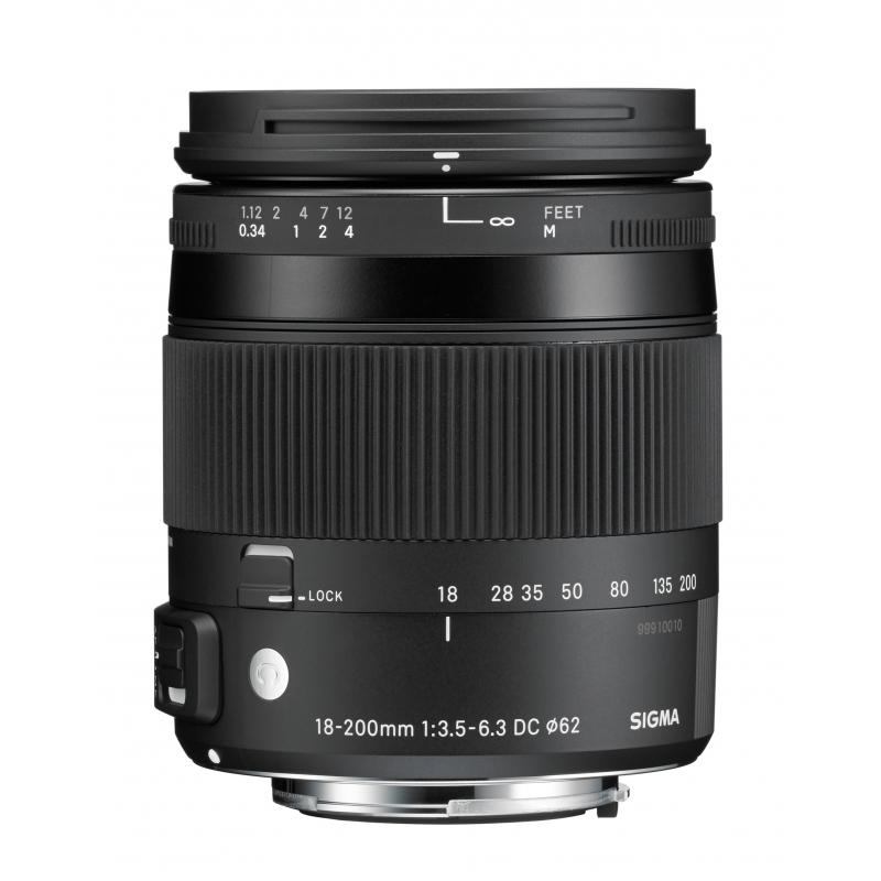 Sigma 18-200/3,5-6,3 DC Macro HSM [C] pro Sony A