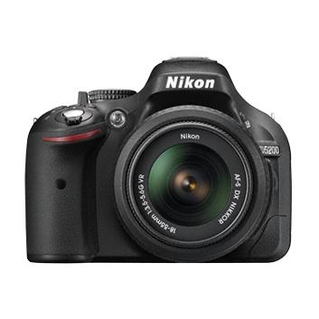 Nikon D5200 černá + 18-55 mm VR II