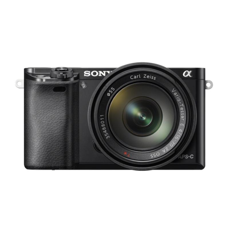 Sony Alpha 6000 (ILCE-6000) černá + 16-70 mm