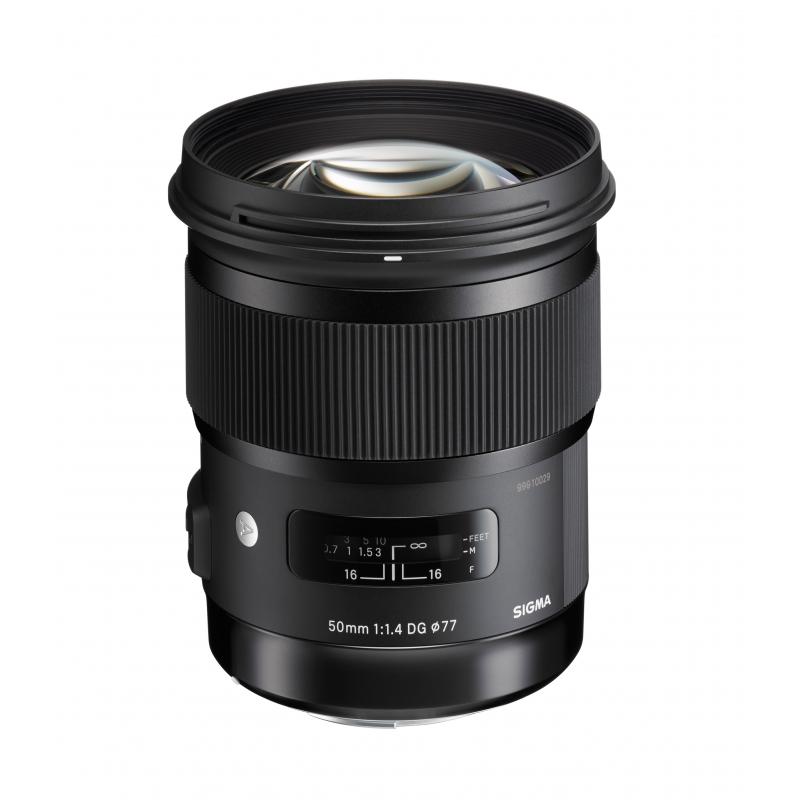 Sigma 50/1,4 DG HSM [A] pro Nikon