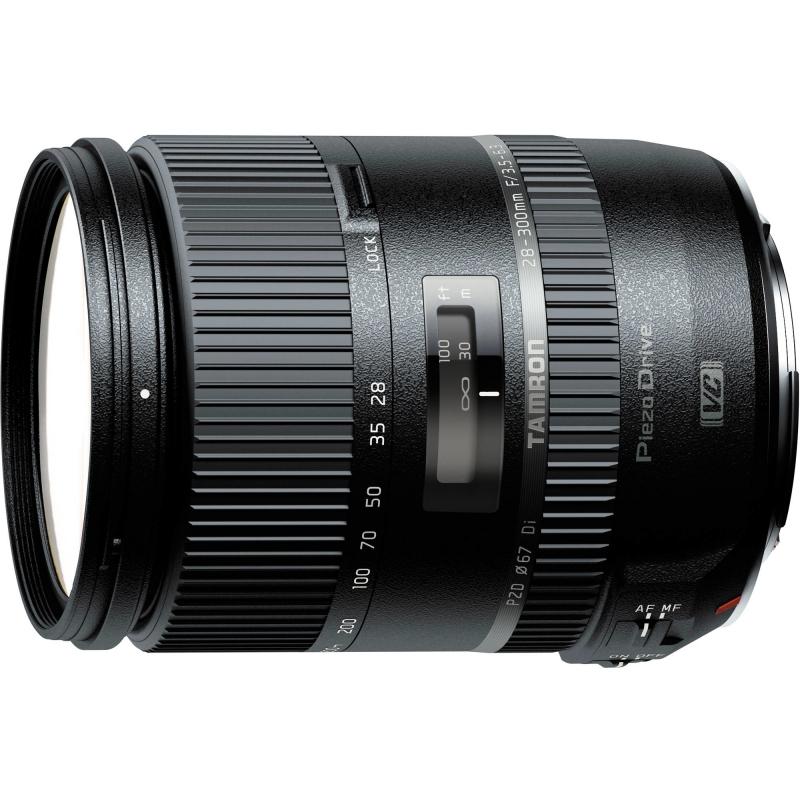 Tamron 28-300/3,5-6,3 Di VC PZD pro Nikon