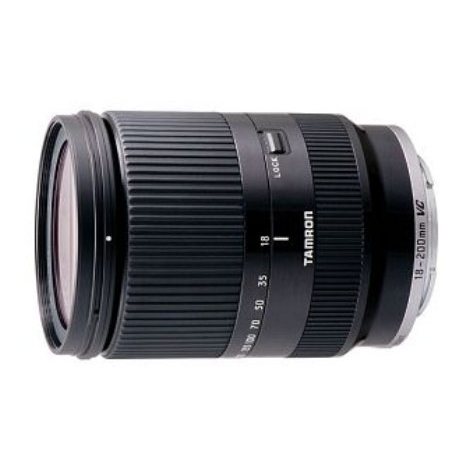 Tamron 18-200/3,5-6,3 Di III VC pro Canon M