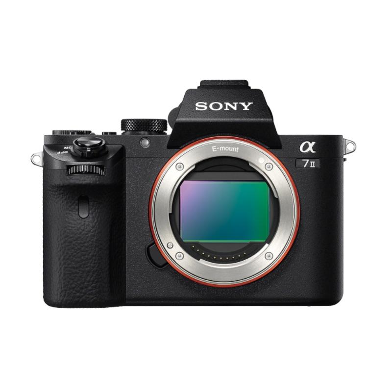 Sony Alpha 7 II (ILCE-7M2K) černá + 28-70 mm