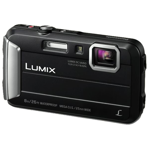 Panasonic Lumix DMC-FT30 černá