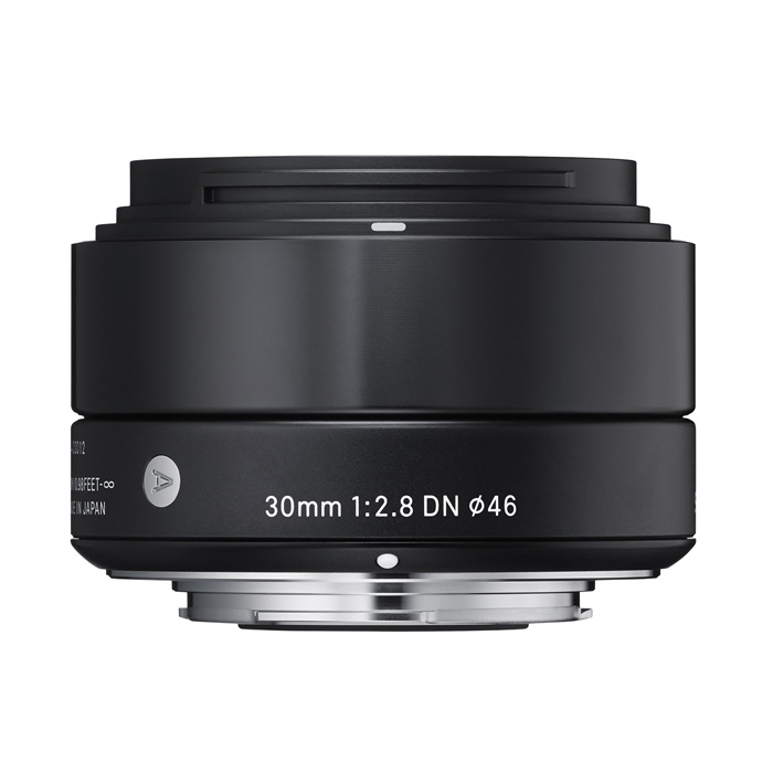 Sigma 30/2,8 DN [A] pro Micro Four Thirds