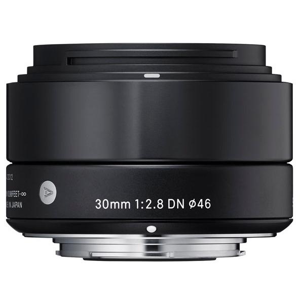 Sigma 30/2,8 DN [A] pro Sony E