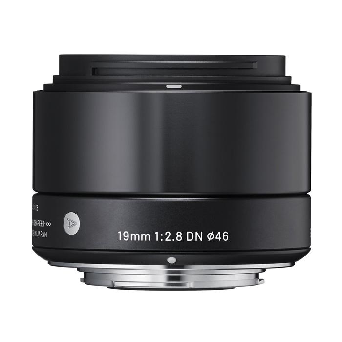 Sigma 19/2,8 DN [A] pro Sony E
