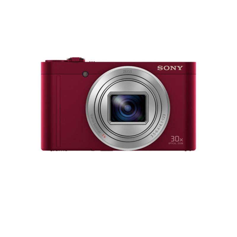 Sony DSC-WX500 červená