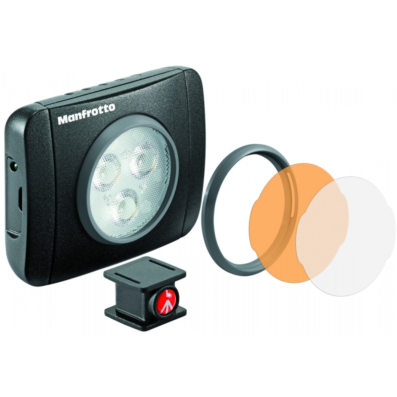 Manfrotto LUMIE PLAY LED Light (MLUMIEPL-BK)