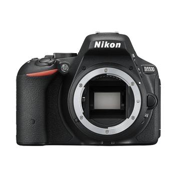 Nikon D5500 tělo černá