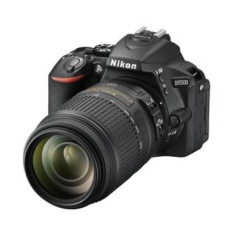 Nikon D5500 černá + 18-105 VR