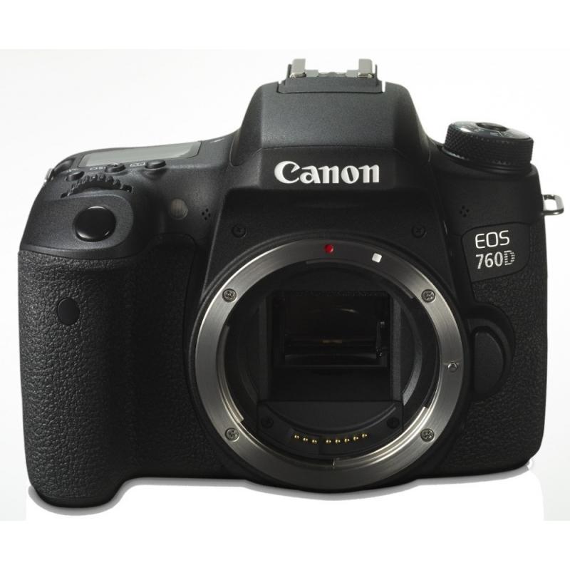 Canon EOS 760D tělo černá