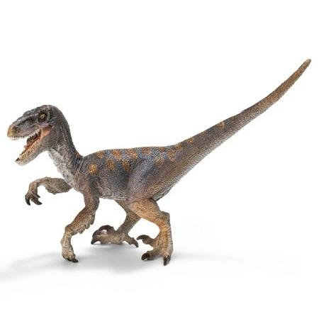 Schleich 14524 Dinosaurus Velociraptor (velký)