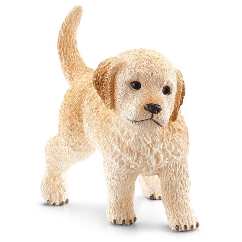 Schleich 16396 Zlatý retriever štěně