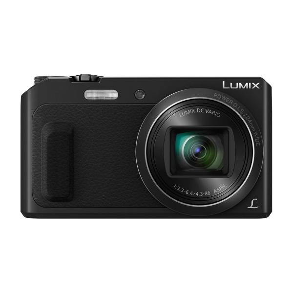 Panasonic Lumix DMC-TZ57 černá