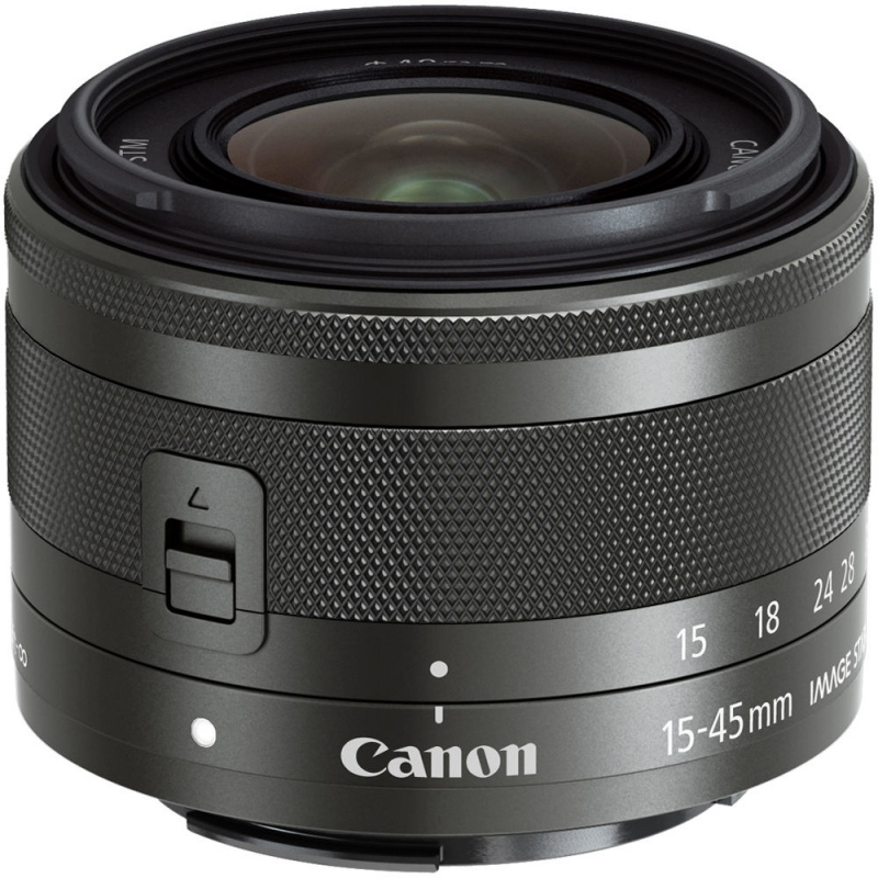 Canon EF-M 15-45/3,5-6,3 IS STM