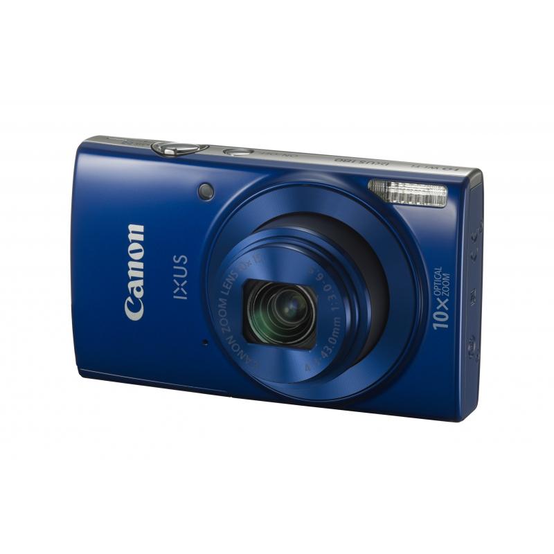 Canon IXUS 180 modrá