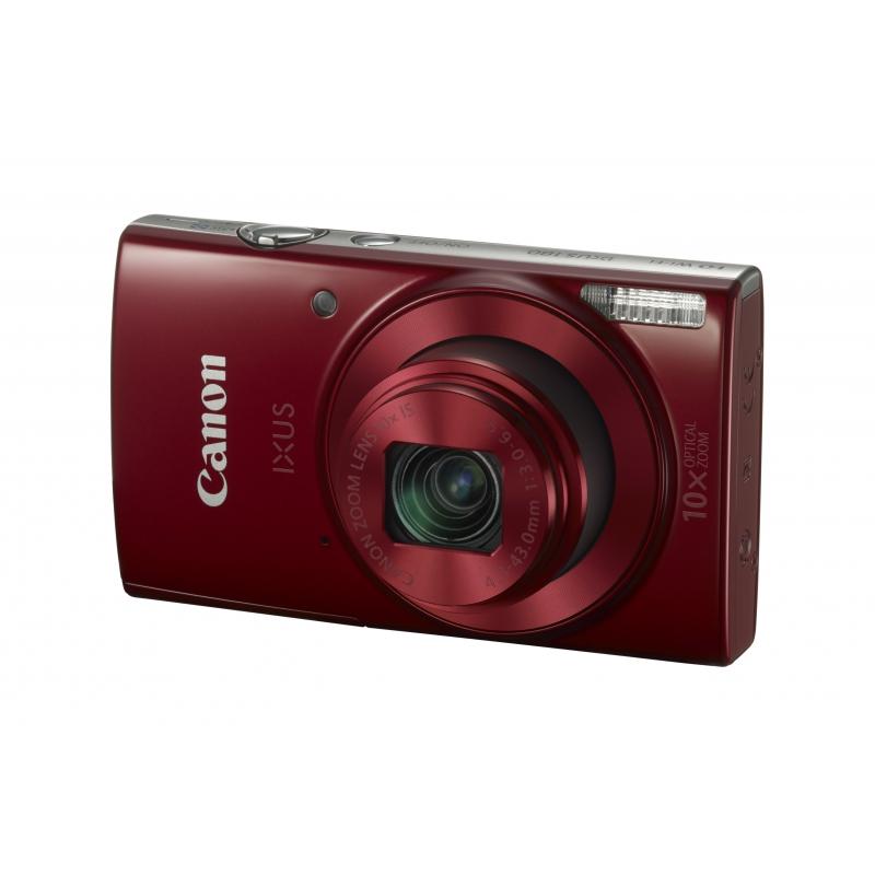 Canon IXUS 180 červená