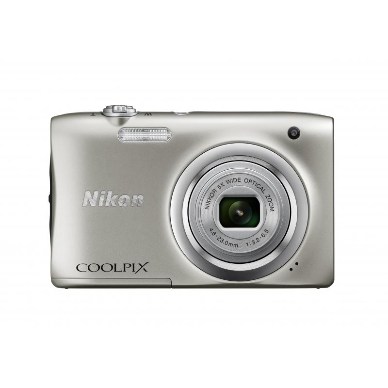 Nikon CoolPix A100 stříbrná