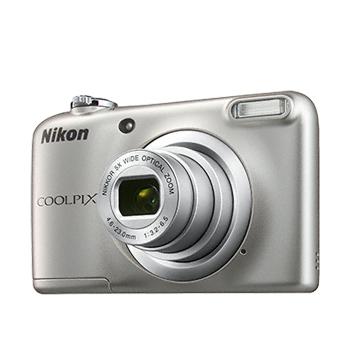 Nikon CoolPix A10 stříbrná