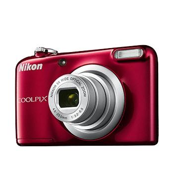 Nikon CoolPix A10 červená