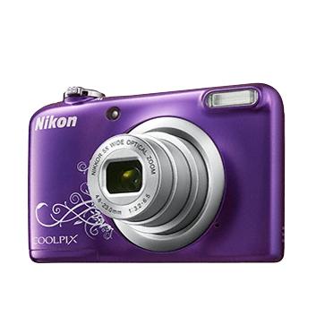 Nikon CoolPix A10 fialová