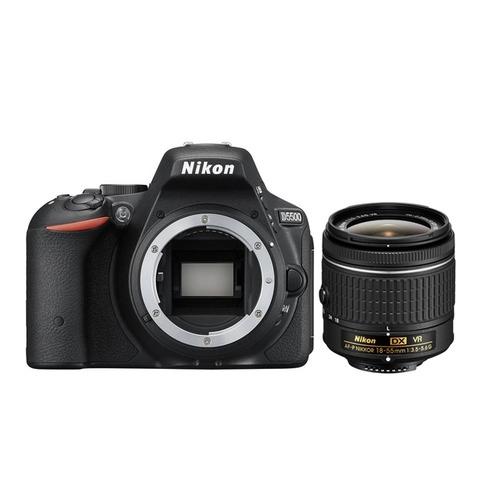 Nikon D5300 černá + AF-P 18-55 mm VR